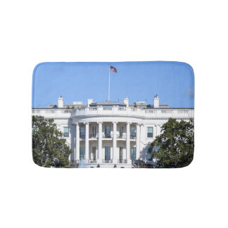 White House of the United States - Washington DC Bath Mats