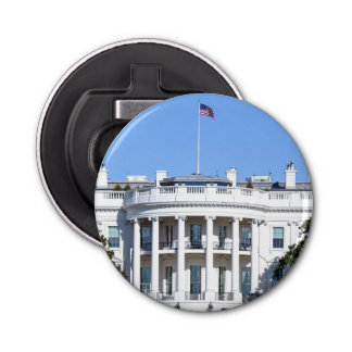 White House of the United States - Washington DC Bottle Opener