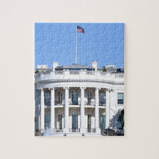 White House of the United States - Washington DC Jigsaw Puzzle