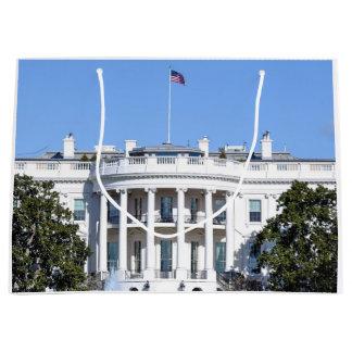 White House of the United States - Washington DC Large Gift Bag