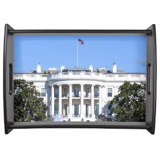 White House of the United States - Washington DC Serving Tray