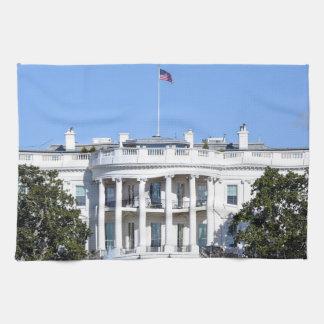 White House of the United States - Washington DC Tea Towel