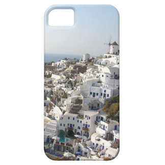 White Houses on Santorini Barely There iPhone 5 Case