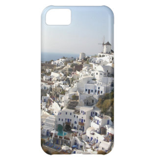 White Houses on Santorini iPhone 5C Cases