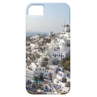 White Houses on Santorini iPhone 5 Cover