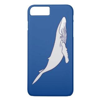White humpback whale iPhone 7 plus case