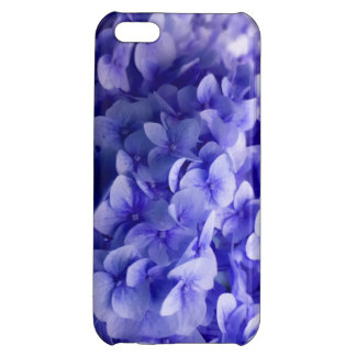 White Hydrangea flower background Cover For iPhone 5C