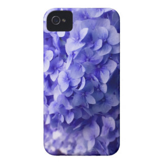 White Hydrangea flower background iPhone 4 Cover