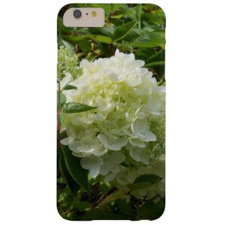 White Hydrangea phone case