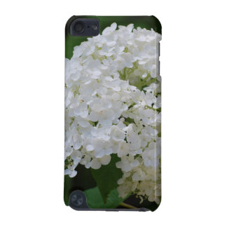 White Hydrangeas iTouch Case iPod Touch (5th Generation) Covers