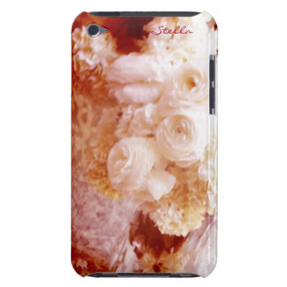 white hydrangeas nostalgic ipod touch barely there iPod touch cover