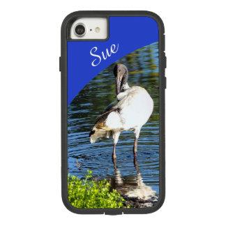 White Ibis IPhone 8/7 case