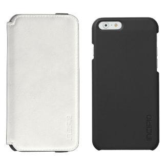 White Incipio Watson™ iPhone 6 Wallet Case