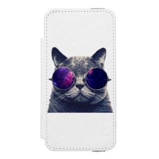 White Incipio Watson™ iPhone SE 5/5s Wallet Case Incipio Watson™ iPhone 5 Wallet Case