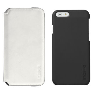 White Incipio Watson™ iPhone 6 Wallet Case