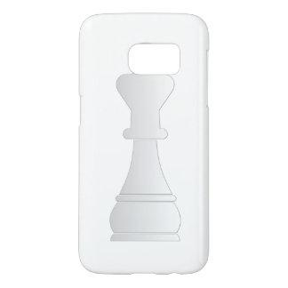 White king chess piece