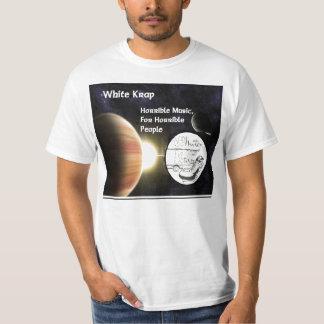 White Krap Horrible Music T-Shirt