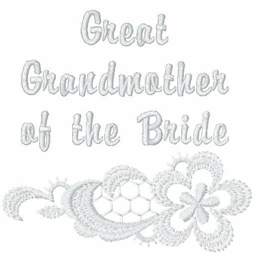 White Lace Wedding -  Great Grandmother - Bride