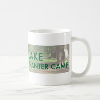 White Lake Banner Mug