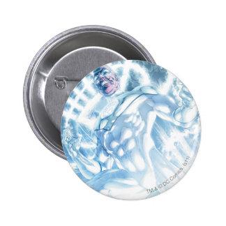 White Lantern Corps - Color 6 Cm Round Badge