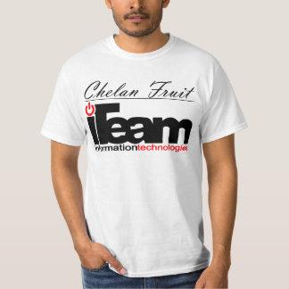 White Large Logo T-shirts