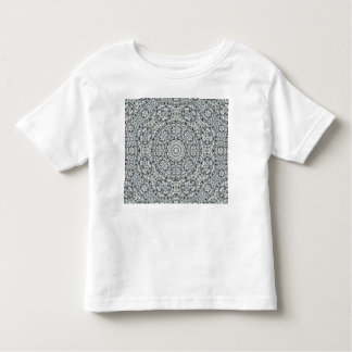 White Leaf Pattern Kids Shirts, many styles Toddler T-Shirt