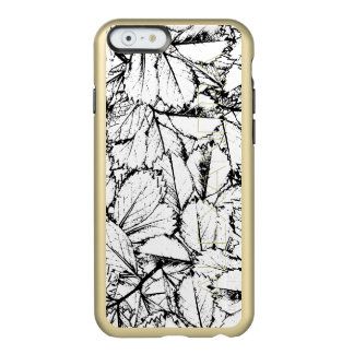 White Leaves Incipio Feather® Shine iPhone 6 Case