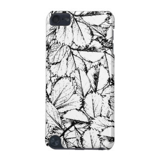 White Leaves iPod Touch (5th Generation) Cases