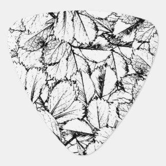 White Leaves Plectrum