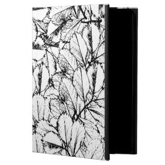 White Leaves Powis iPad Air 2 Case