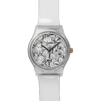 White Leaves Watch