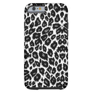 White Leopard Design iPhone 6 case
