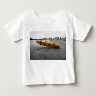 white Lifeguard printed T-shirt
