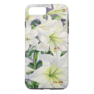 White Lilies 2008 iPhone 7 Plus Case