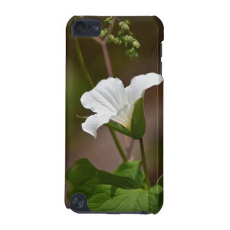 White Lily iPod Touch (5th Generation) Covers
