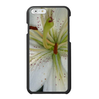 White Lily Close Up Incipio Watson™ iPhone 6 Wallet Case