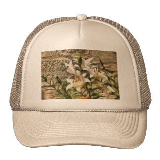 White Lily Hats