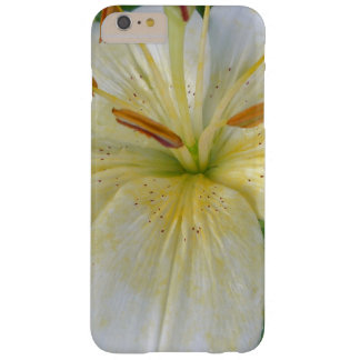 White Lily III Barely There iPhone 6 Plus Case