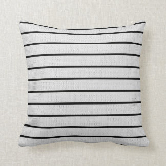 White Line Decor-Soft Modern Pillows
