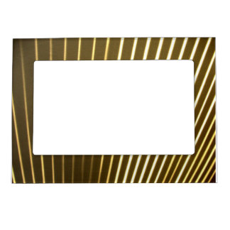 White Lines Magnetic Frame