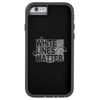 white lines matter tough xtreme iPhone 6 case