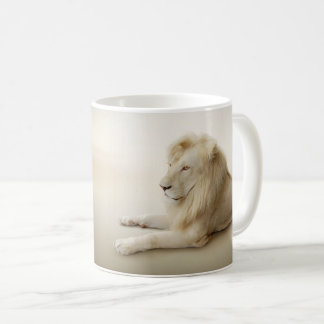 White Lion Mug