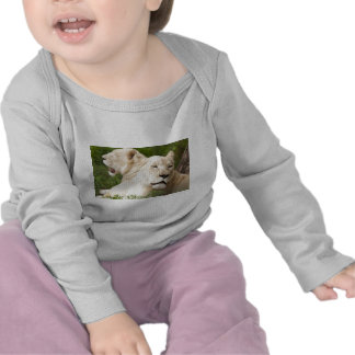 White Lionesses T-shirts