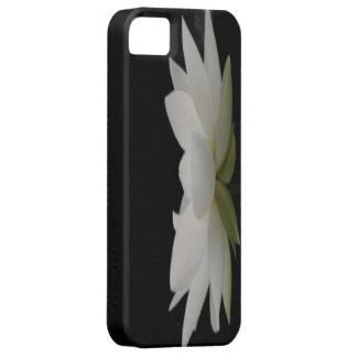 White Lotus iPhone 5 Cases