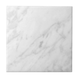 White Marble Look Tile