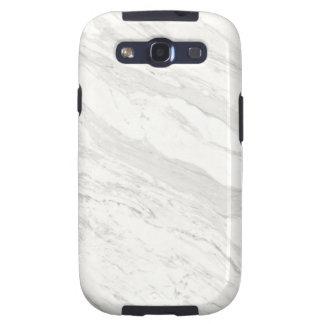 White Marble Samsung Galaxy S3 Case