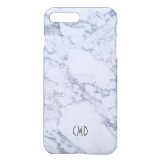 White Marble Stone Look iPhone 8 Plus/7 Plus Case
