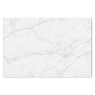 White Marble Tissue Paper