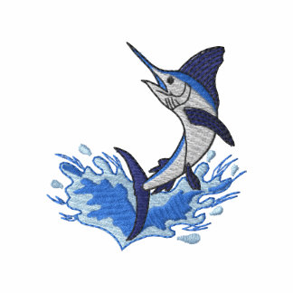 White Marlin Polo Shirts