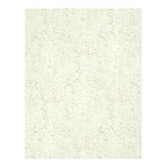 White Mist Cork Wood Grain Look 21.5 Cm X 28 Cm Flyer